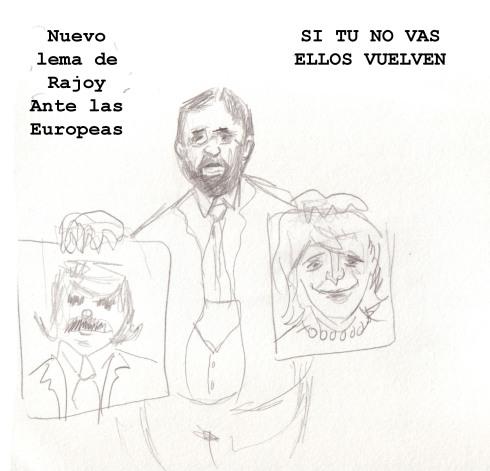 Rajoy presenta su campaña para las elecciones europeas